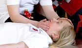 Foto: Erste Hilfe für Kinder